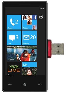 Windows Phone USB
