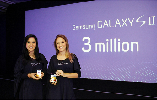 Galaxy S II Announcement