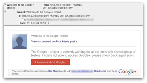 google-plus-spam