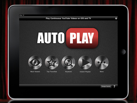 AutoPlay for iOS