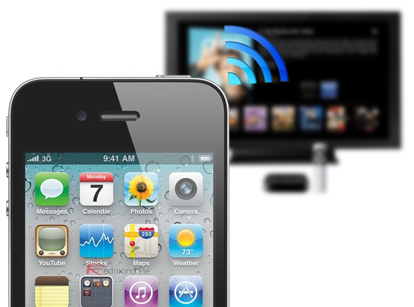 iPhone AirPlay