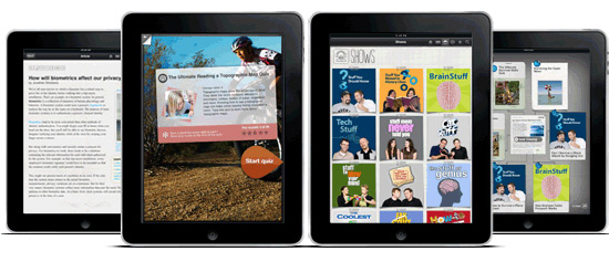 HowStuffWorks for iPad