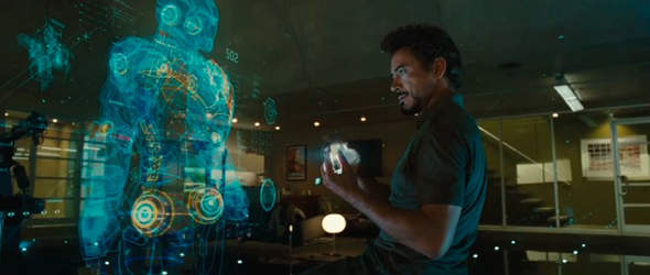 Iron Man 2 Controls