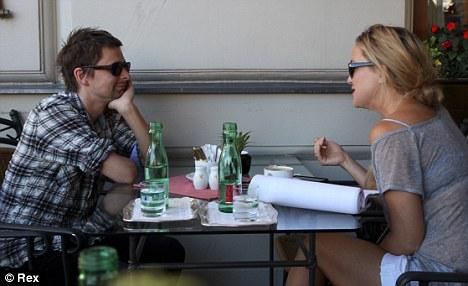 Kate Hudson and Bellamy