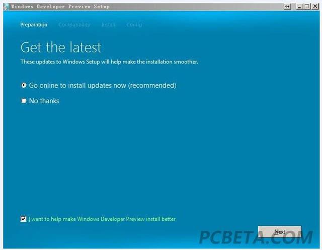 Windows 8 Set Up