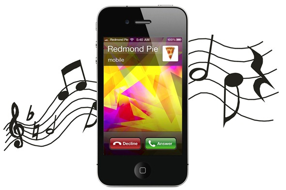 how to get a custom ringtone for ios