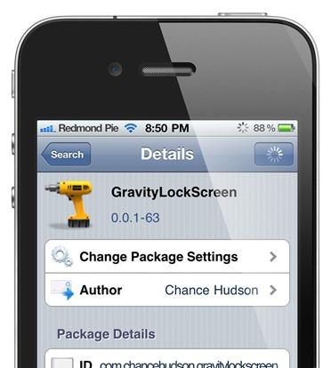 GravityLockScreen