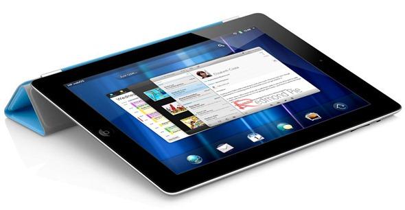 iPad 2 webos