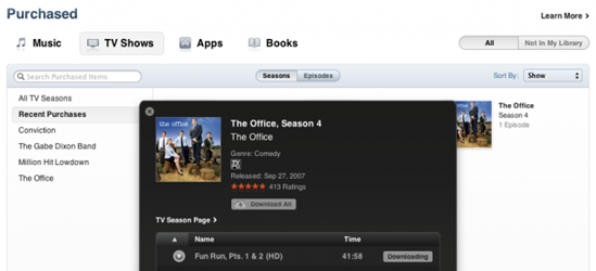 itunes-10-1-purchased-section-tv-shows