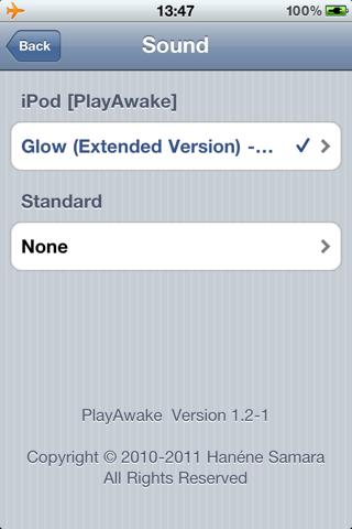 PlayAwake