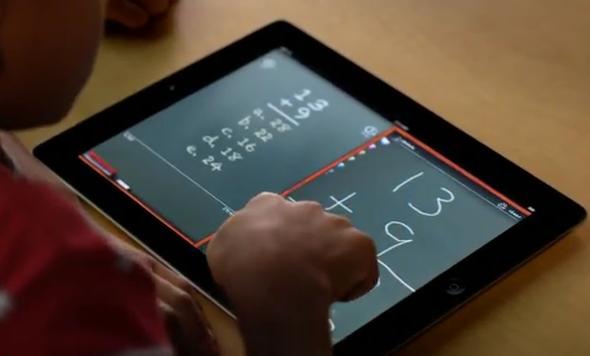 Apple iPad Learn
