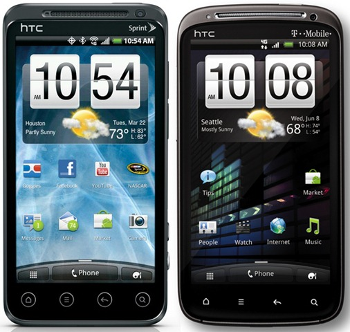 download cyanogenmod 7 for htc evo 3d and htc sensation early alpha