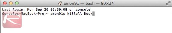 Kill Dock