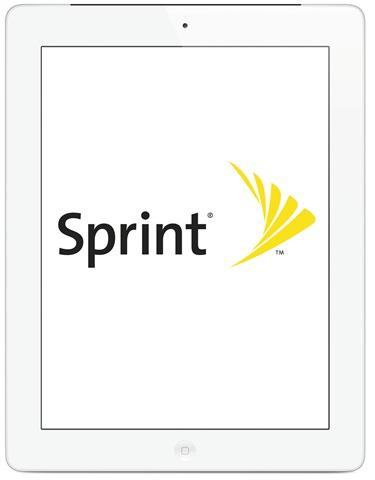 Sprint iPad 2