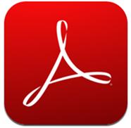 Adobe Reader iPhone