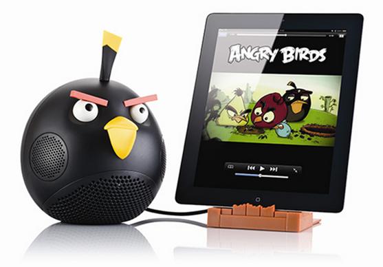 Angry Birds Black