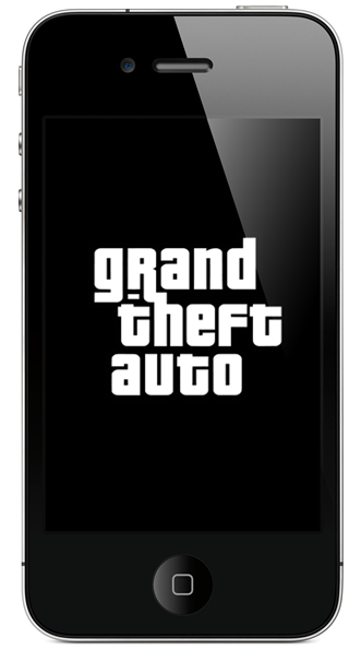 GTA iPhone