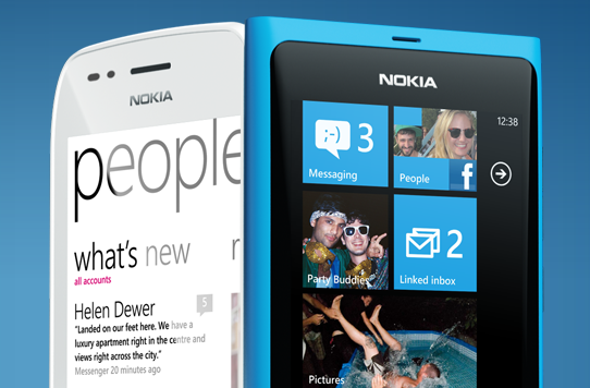 Lumia 800 710