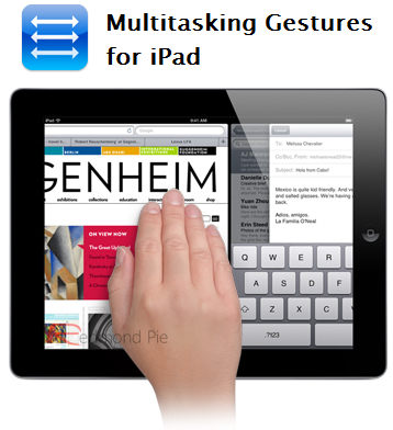 Multitasking gestures iPad copy