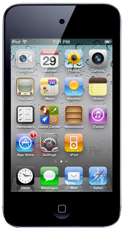 Unified iPod