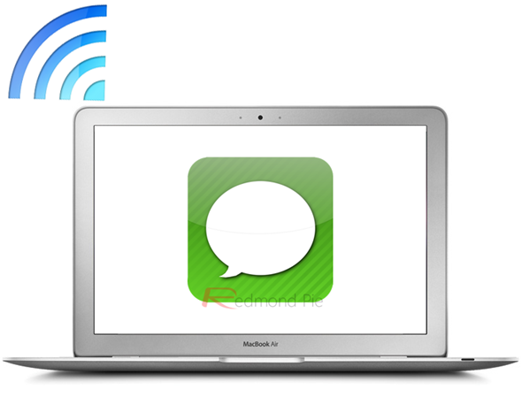 iMessage Airplay OS X