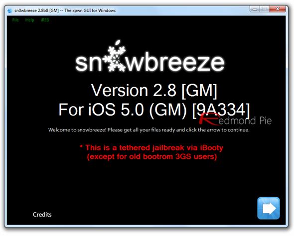 iOS 5 GM Jailbreak