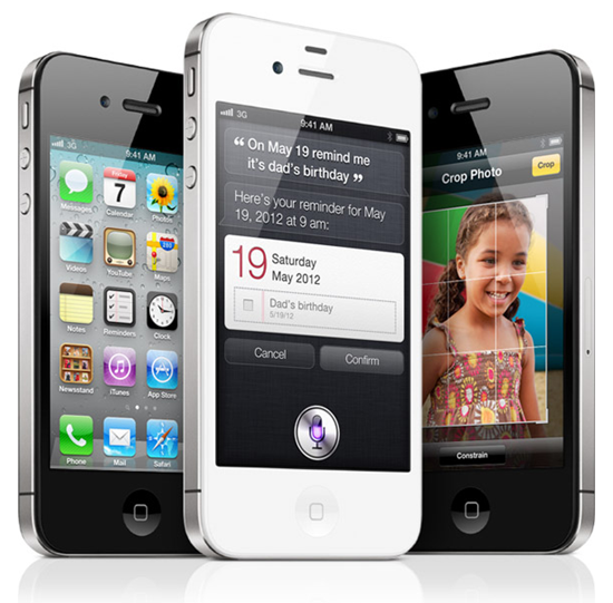 iPhone 4S Launch