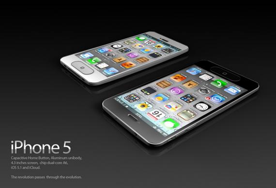 iPhone 5 Concept 3