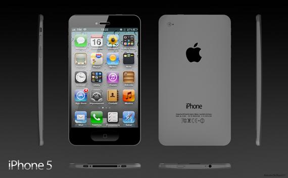 iPhone 5 Concept 4