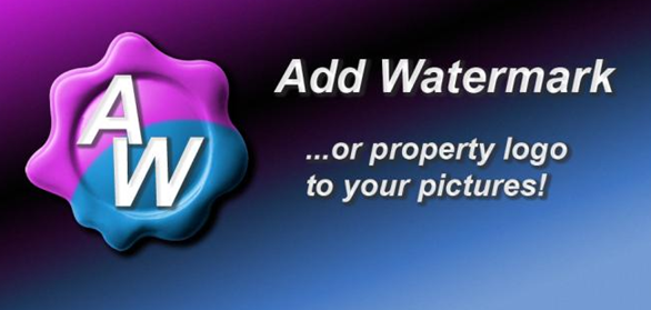 Add Watermark Logo