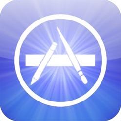 App Store iTunes logo