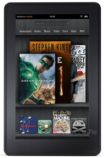 how to open mobi files on android kindle app