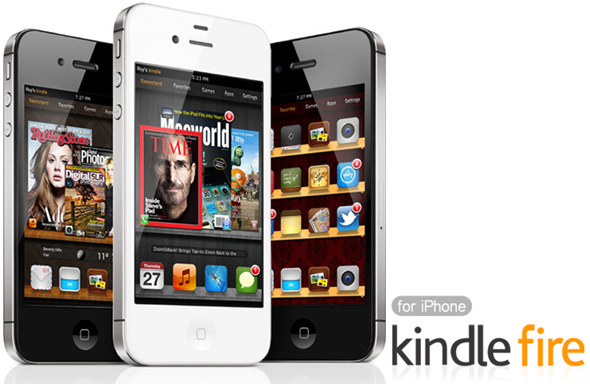 Kindle Fire for iPhone