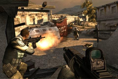 Modern Combat 3 iOS