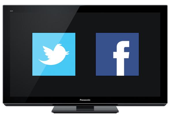 Panasonic Twitter Facebook
