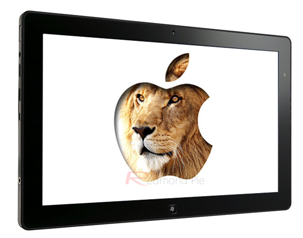 Samsung Series 7 OS X Lion