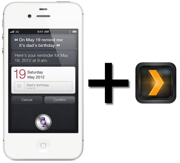 Siri Plex