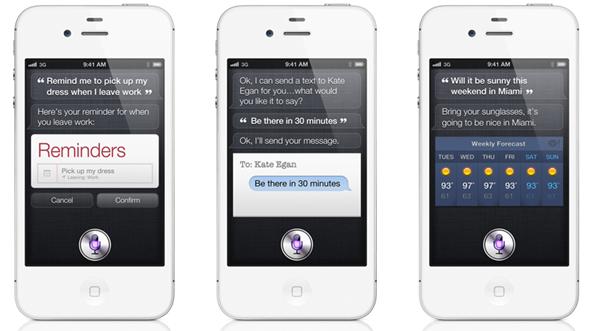 Siri Tasks