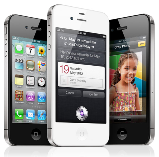 Unlocked iPhone 4S