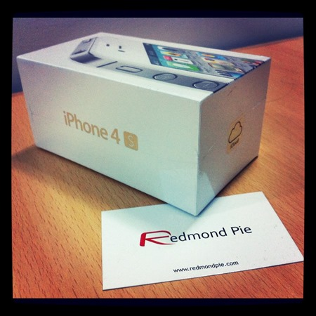 iPhone 4S White RP