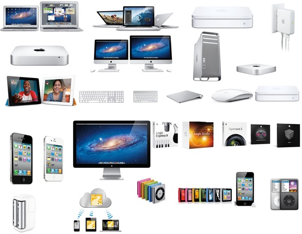 AppleProducts 2011