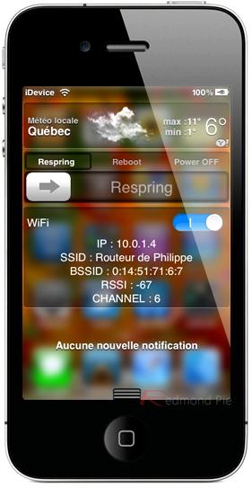 BlurriedNCBackground iPhone 4