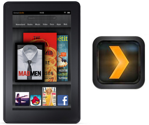 Plex For Kindle Fire