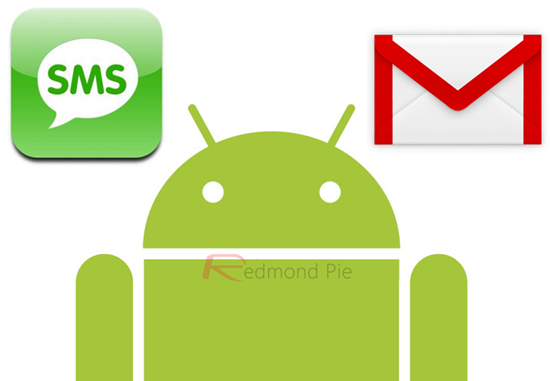 SMS2Gmail For Android Forwards Text Messages And Missed Call