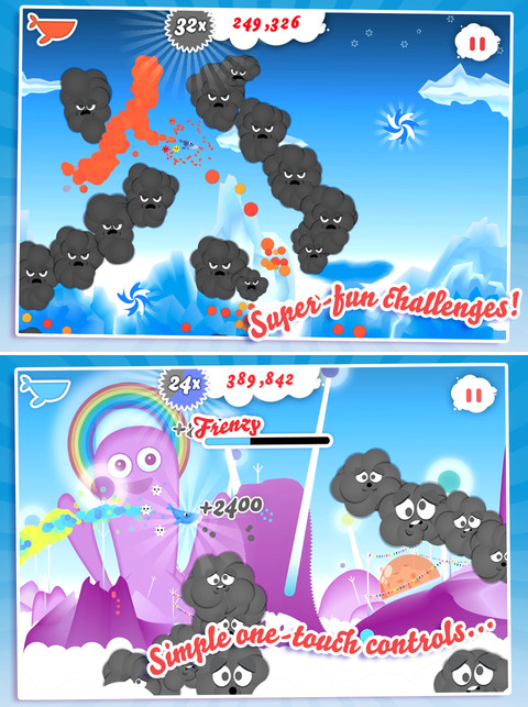 Whale Trail Screenshots