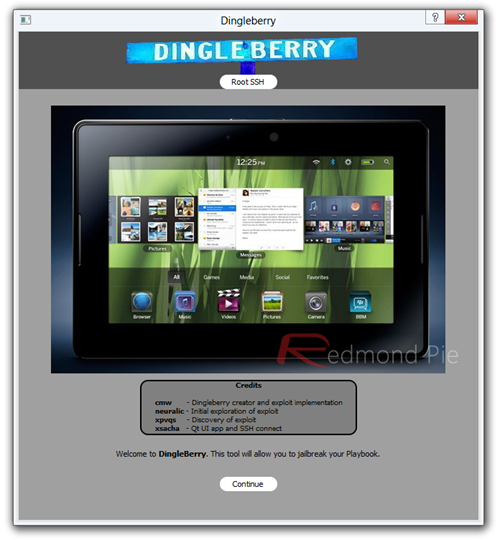 dingleberry jailbreak
