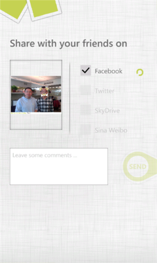 Face Mask For Windows Phone Lets You Add A Mask On Someone's Face By