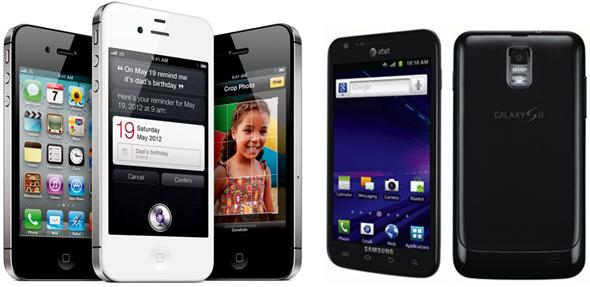 iPhone 4S Skyrocket