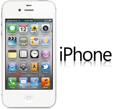 iPhone 4S White1