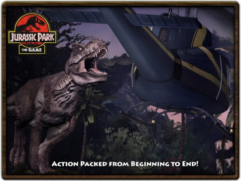 Jurassic Park: The Game 2 HD For iPad 2 Now Available On App